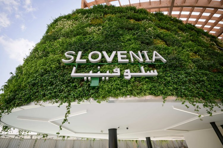 expo dubai, slovenski paviljon