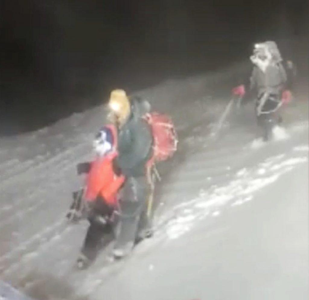Reševalna akcija na gori Elbrus