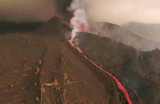 vulkan na otoku La Palma
