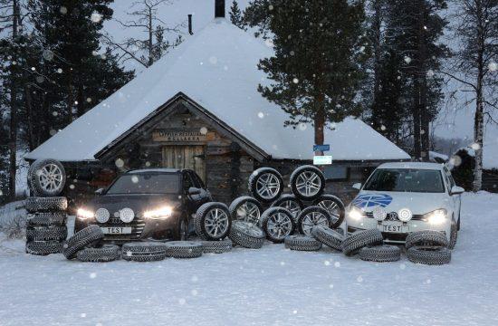 Test pnevmatik 2021 zimskih gum