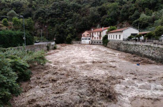 Poplave v Italiji