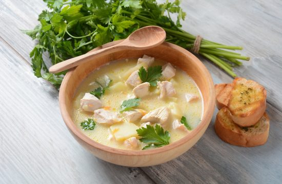 Piščančja juha