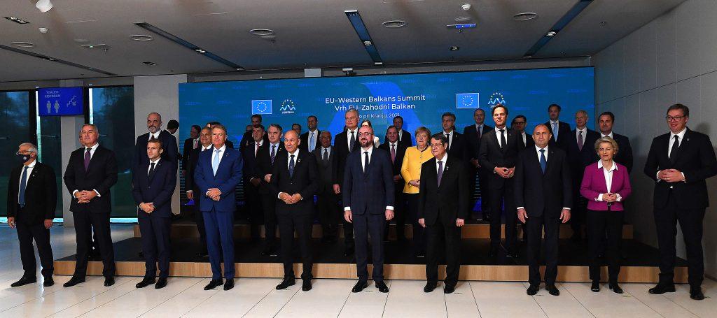 Vrh Evropske unije in držav Zahodnega Balkana
