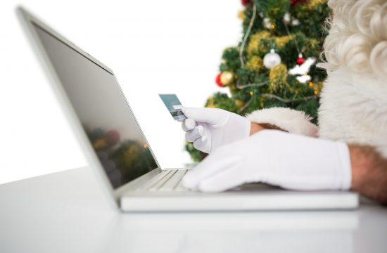 nakup nakupovanje božič Božiček