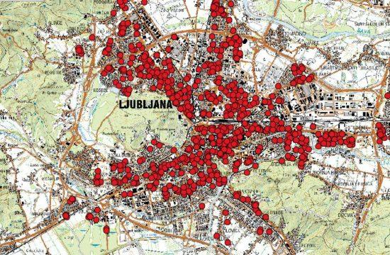 nepremičnine v Ljubljani