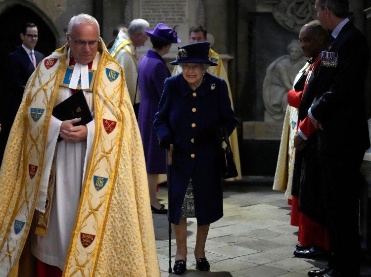 Britanska kraljica Elizabeta II.