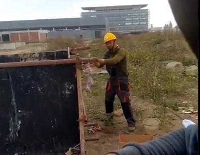 Srbija delavci, Kitajci