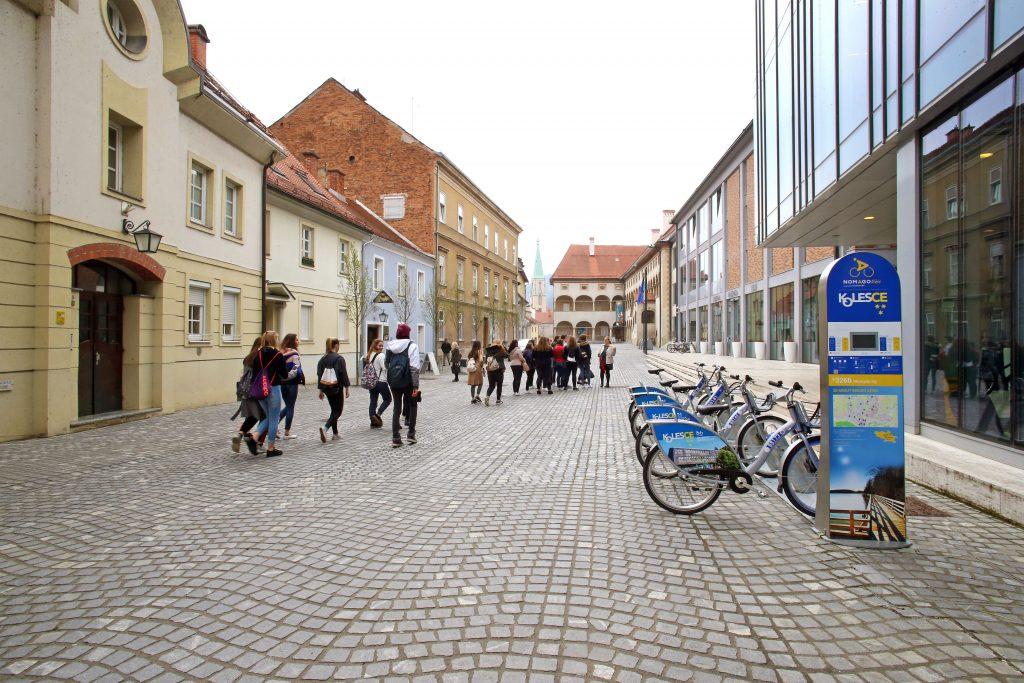 Muzejski trg Celje