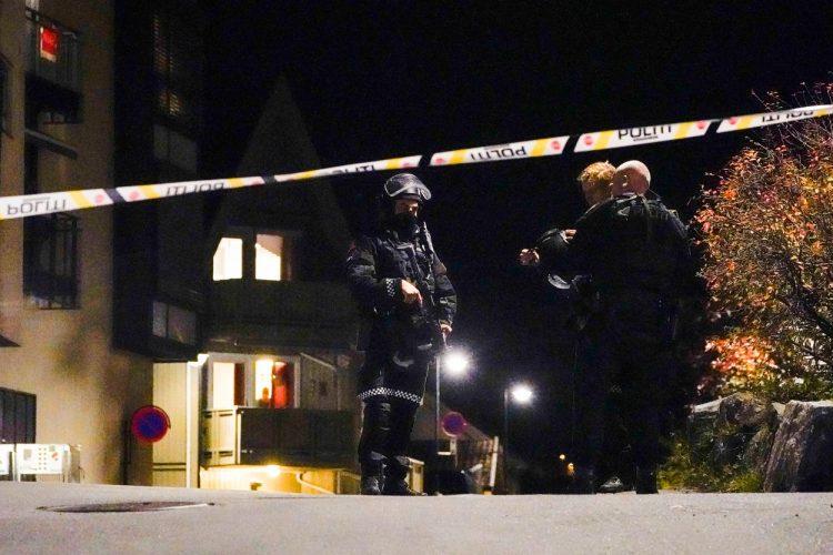 Napad z lokom na Norveškem