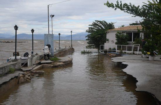 Poplave v Grčiji