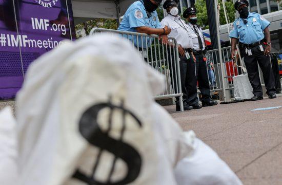 IMF, Svetovna banka