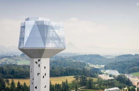 Razgledni stolp v Rogaški Slatini