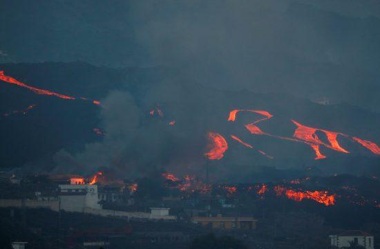 Vulkan na La Palmi