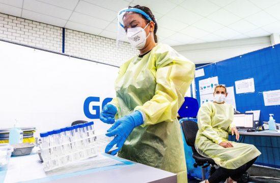 Nizozemska: porast okužb