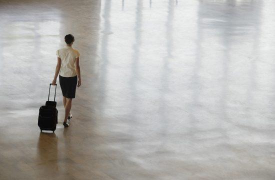 kongresni turizem posel letališče