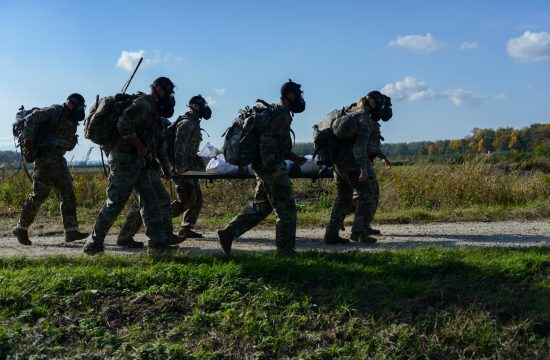 Slovenska vojska, tekmovanje