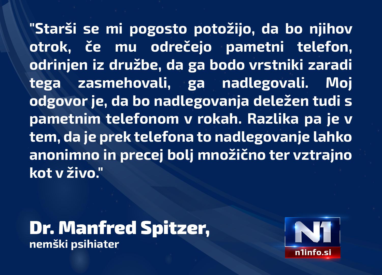 Manfred Spitzer citat